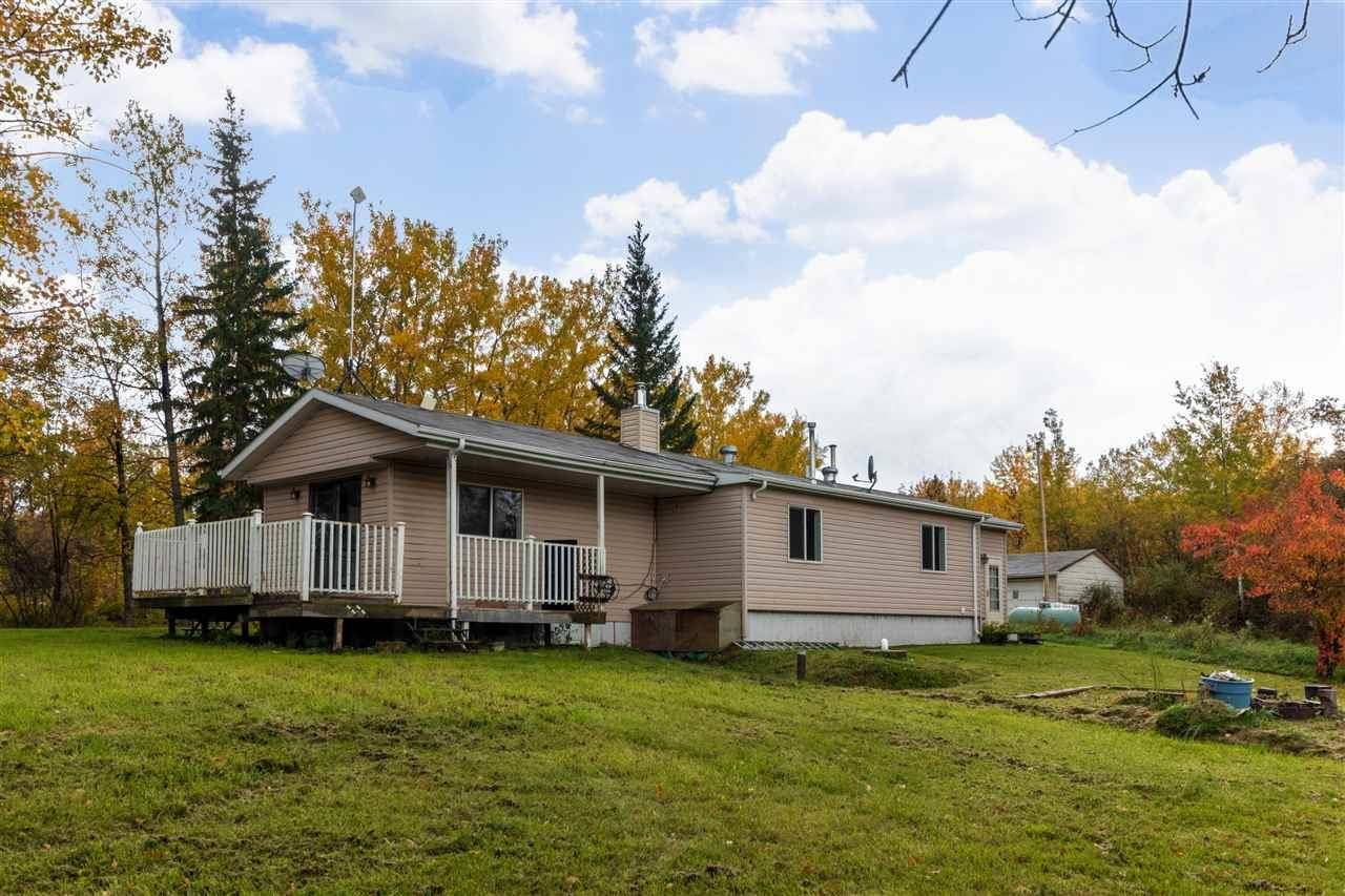 House for sale at 50121 204 Rd Rural Beaver County Alberta - MLS: E4196253