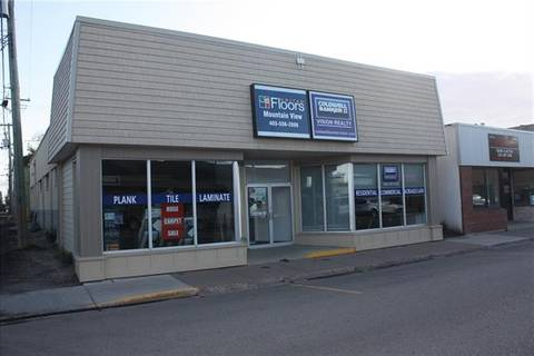 Commercial property for sale at 5013 50 St Olds Alberta - MLS: C4268431