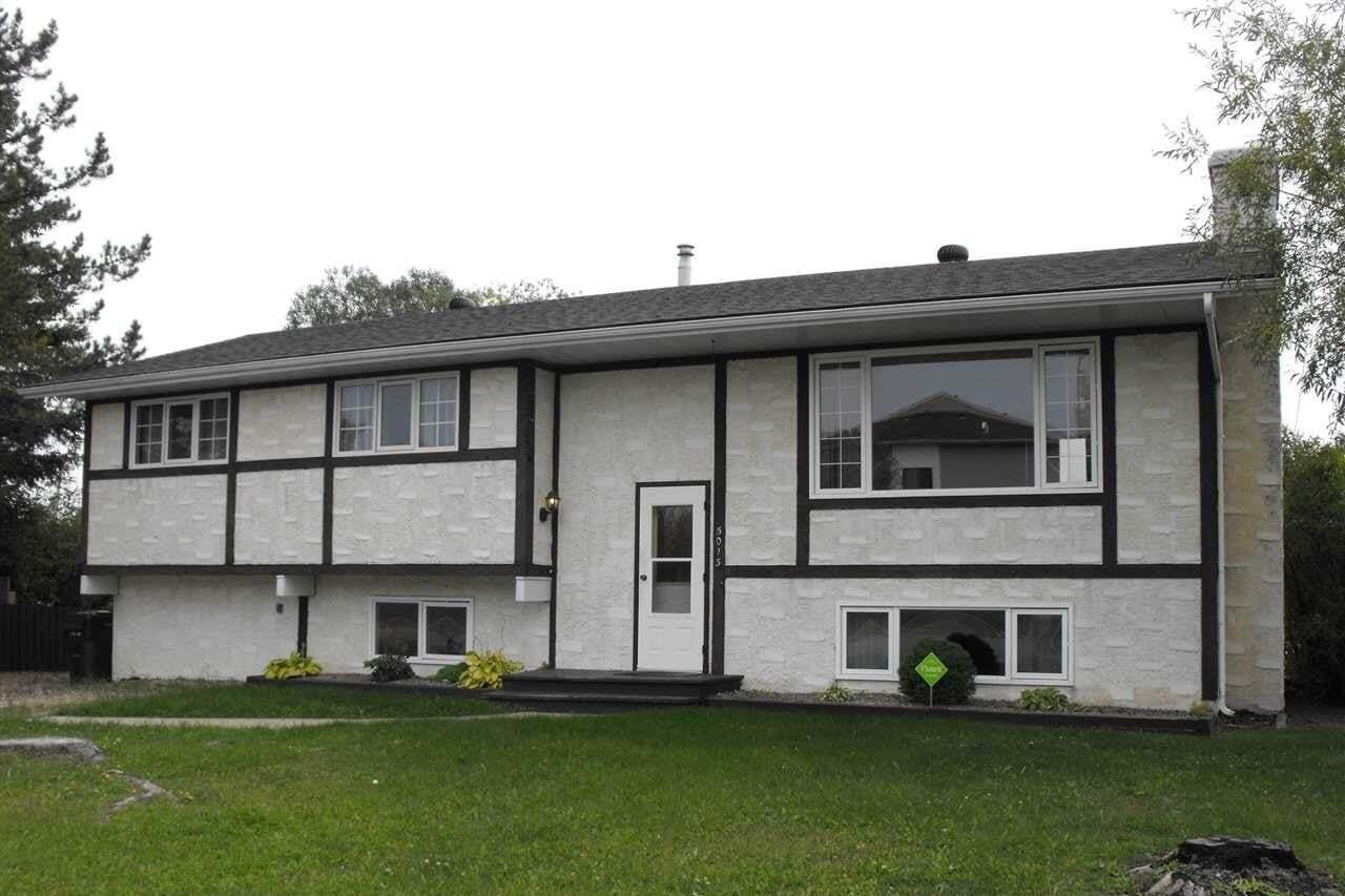 House for sale at 5013 57 Av Elk Point Alberta - MLS: E4131793