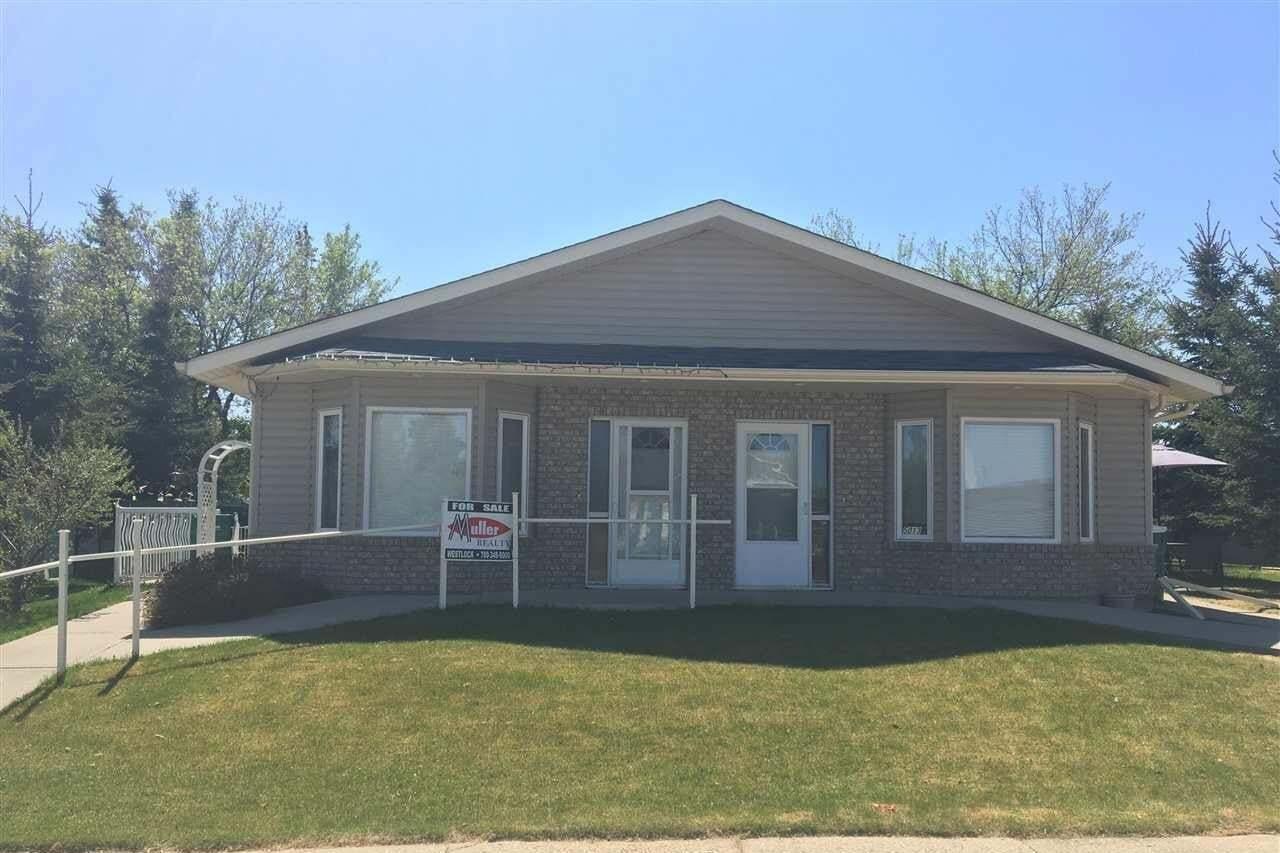 Townhouse for sale at 5013 50 Av Clyde Alberta - MLS: E4101831