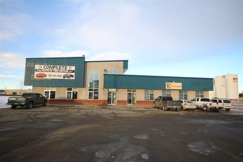 Commercial property for sale at 5014 Industrial Dr Drayton Valley Alberta - MLS: E4138827