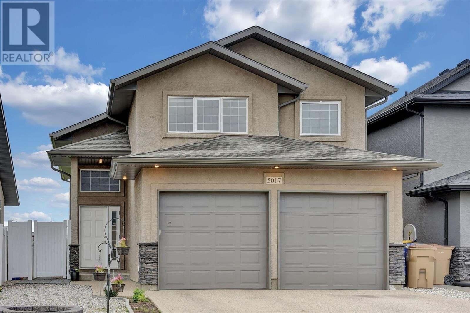 House for sale at 5017 Snowbirds Cres Regina Saskatchewan - MLS: SK818798