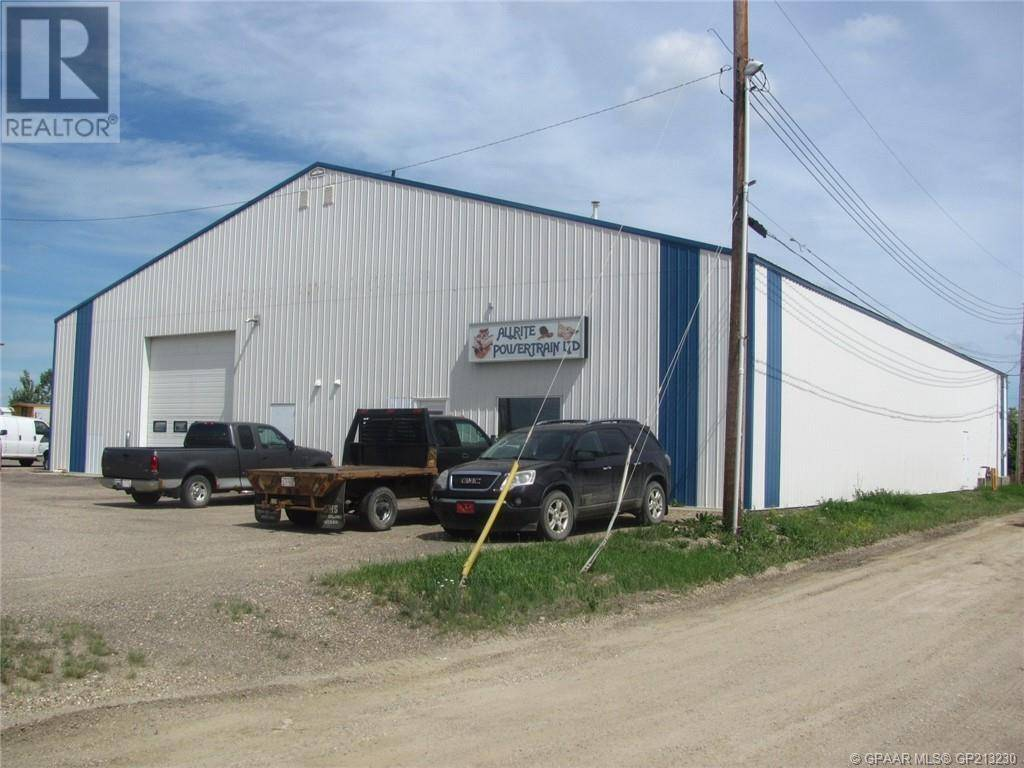 Commercial property for sale at 5019 55 Ave Grimshaw Alberta - MLS: GP213230
