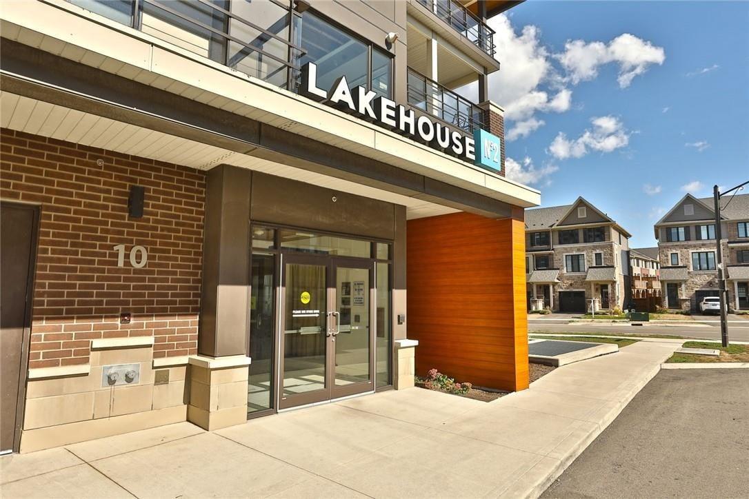 Condo for sale at 10 Esplanade Ln Unit 502 Grimsby Ontario - MLS: H4090562