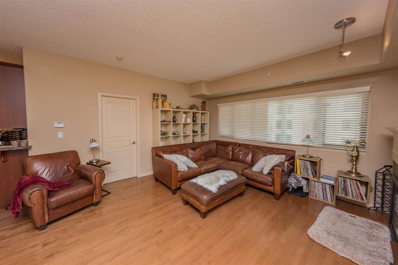 For Sale: 502 - 10319 111 Street, Edmonton, AB | 2 Bed, 2 Bath Condo for $399,900. See 19 photos!