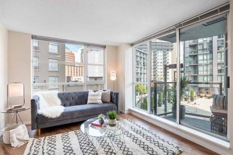 Condo for sale at 1199 Seymour St Unit 502 Vancouver British Columbia - MLS: R2389566