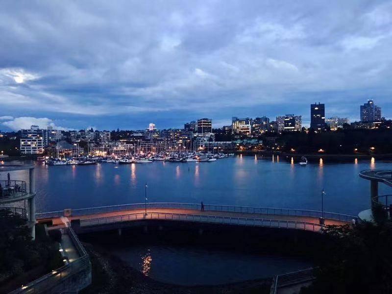 502 - 1328 Marinaside Crescent, Vancouver | Image 1