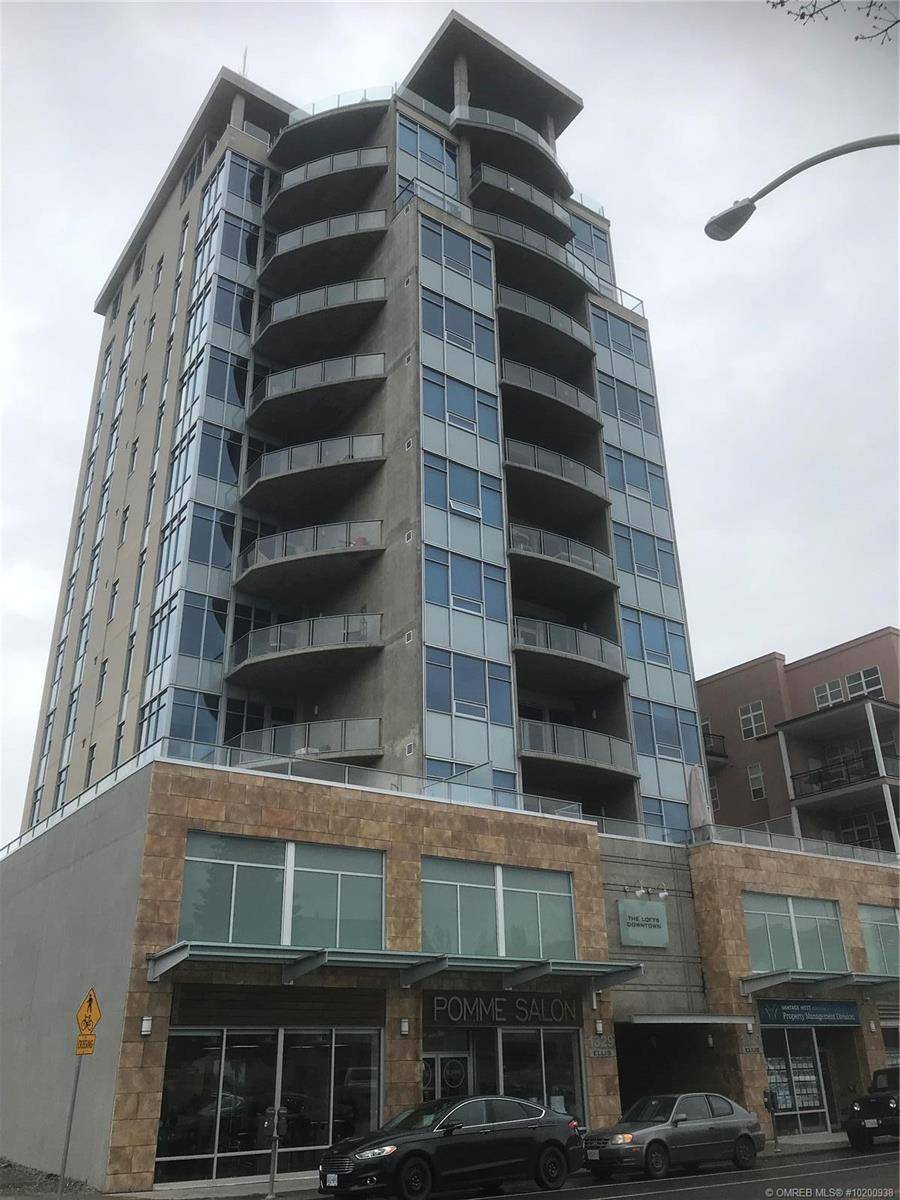 Condo for sale at 1329 Ellis St Unit 502 Kelowna British Columbia - MLS: 10200938