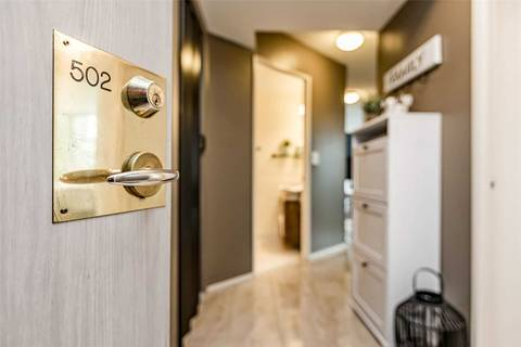 Condo for sale at 150 Dunlop St Unit 502 Barrie Ontario - MLS: S4541378