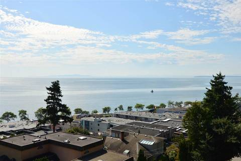 Condo for sale at 15025 Victoria Ave Unit 502 White Rock British Columbia - MLS: R2403028