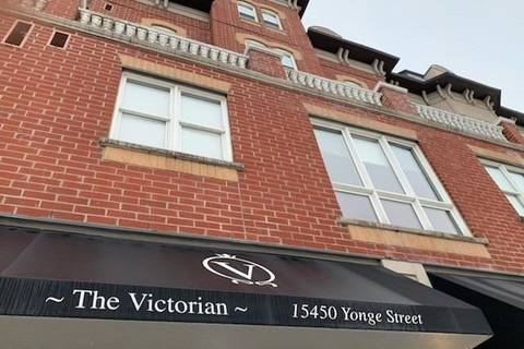 Residential property for sale at 15450 Yonge St Unit 502 Aurora Ontario - MLS: N4716380