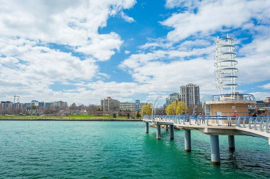 Condo for sale at 2121 Lakeshore Rd Unit 502 Burlington Ontario - MLS: H4087166