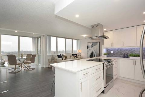 Condo for sale at 350 Webb Dr Unit 502 Mississauga Ontario - MLS: W4640785