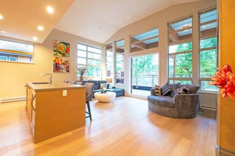 Condo for sale at 3606 Aldercrest Dr Unit 502 North Vancouver British Columbia - MLS: R2433406
