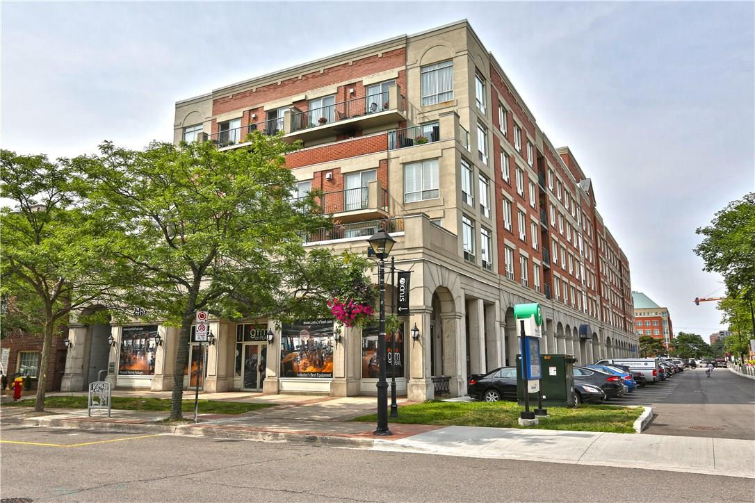 Buliding: 430 Pearl Street, Burlington, ON