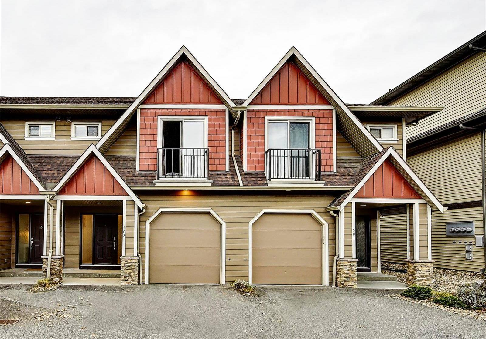 Townhouse for sale at 4900 Heritage Dr Unit 502 Vernon British Columbia - MLS: 10195139