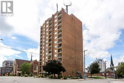 Condo for sale at 64 Benton St Unit 502 Kitchener Ontario - MLS: 30716484