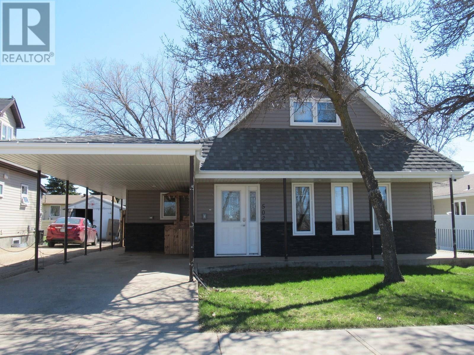 House for sale at 502 6th Ave E Assiniboia Saskatchewan - MLS: SK771382