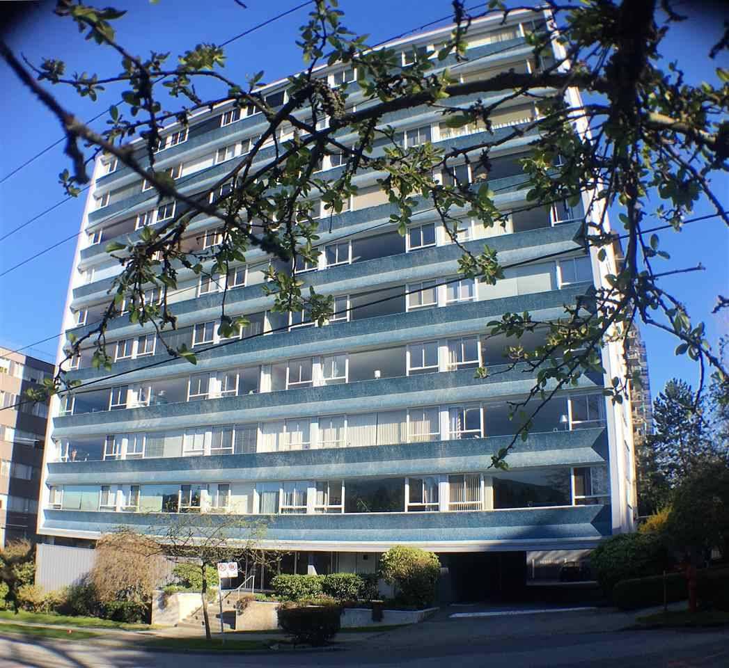 Buliding: 710 Chilco Street, Vancouver, BC