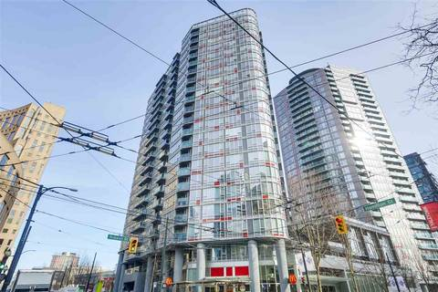 Townhouse for sale at 788 Hamilton St Unit 502 Vancouver British Columbia - MLS: R2343460