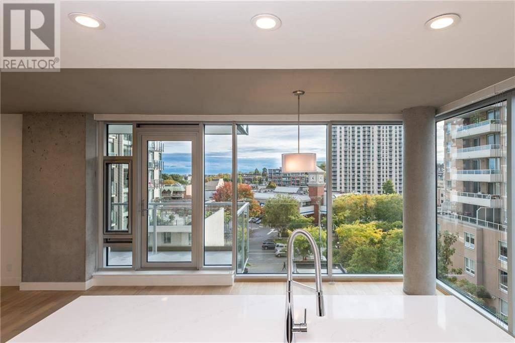 Condo for sale at 989 Johnson St Unit 502 Victoria British Columbia - MLS: 416784