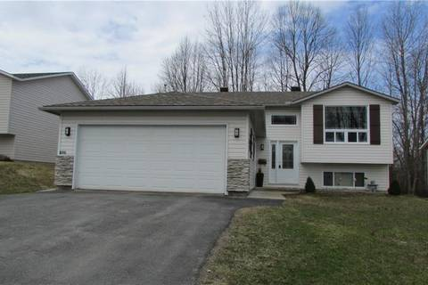 House for sale at 502 Angus Campbell Dr Pembroke Ontario - MLS: 1142385