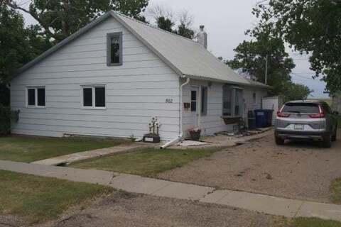 House for sale at 502 Centre St Cabri Saskatchewan - MLS: SK801554