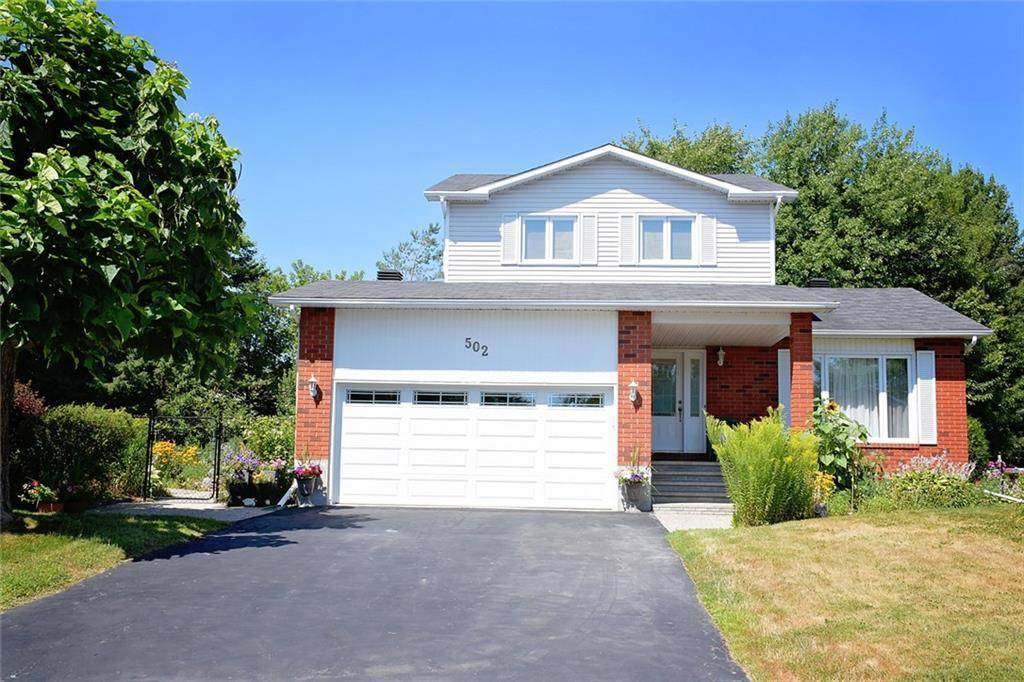 House for sale at 502 Chartrand St Russell Ontario - MLS: 1164376