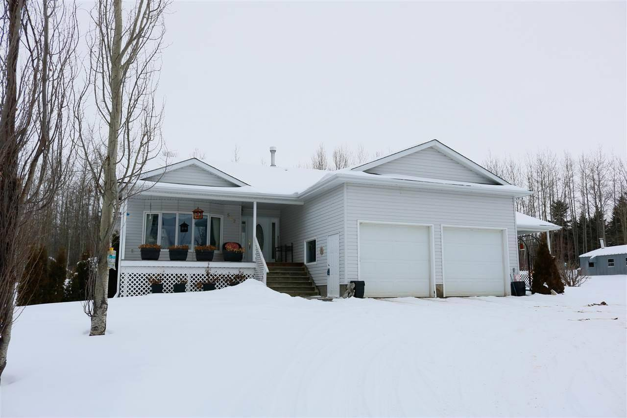 House for sale at 502 Highland Brae  Rural Wetaskiwin County Alberta - MLS: E4183979