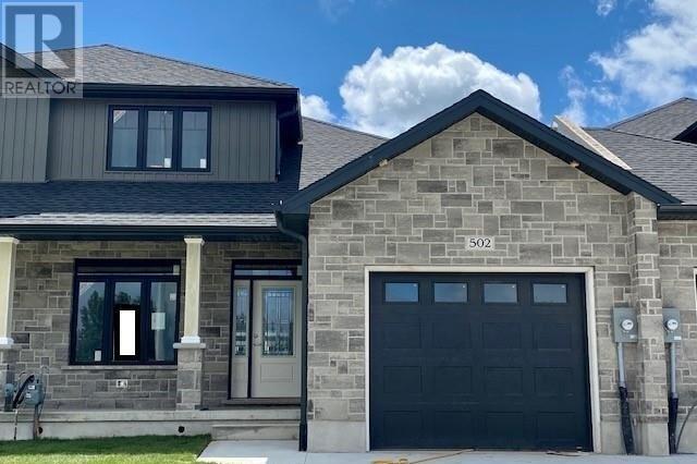 Townhouse for sale at 502 Ivings Dr Port Elgin Ontario - MLS: 271711