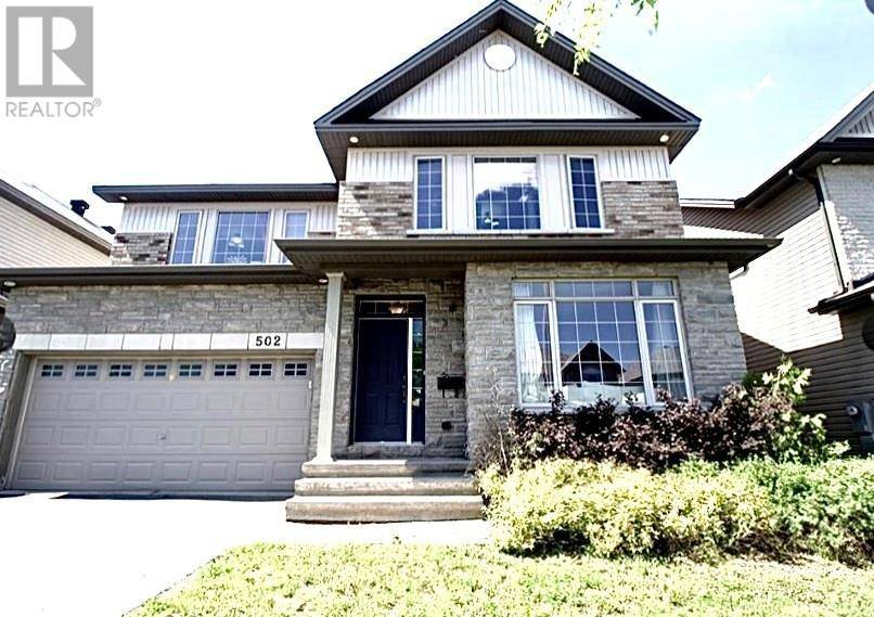 House for sale at 502 Ivy Green Wy Ottawa Ontario - MLS: 1181355
