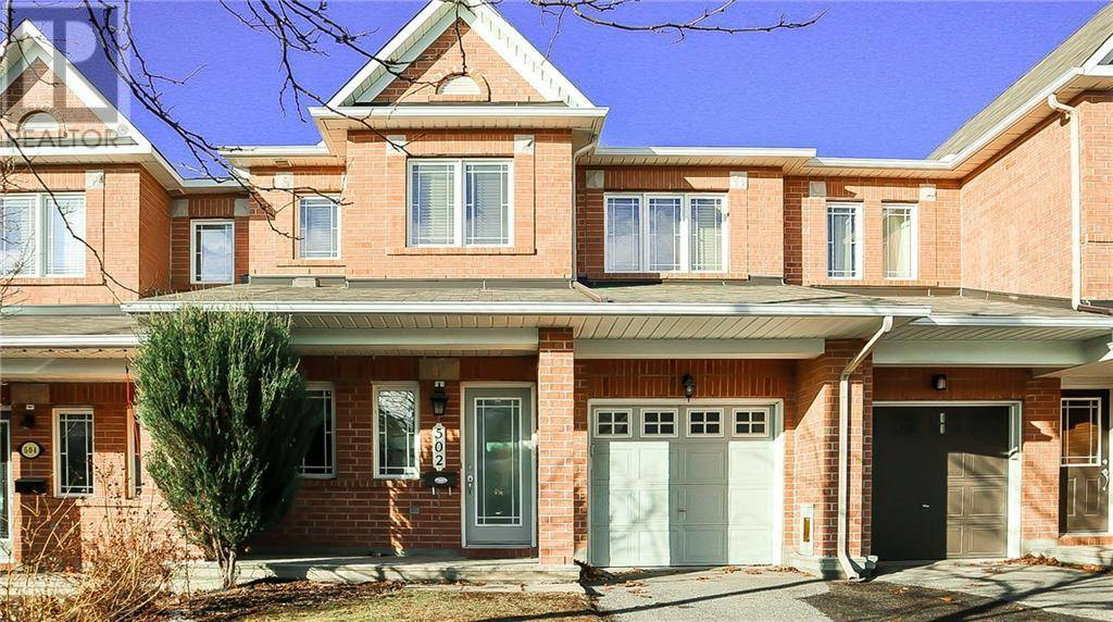 Townhouse for rent at 502 Paul Metivier Dr Ottawa Ontario - MLS: 1176756