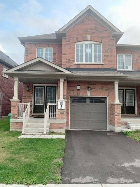 Townhouse for sale at 502 Queen Mary Dr Brampton Ontario - MLS: W4557341
