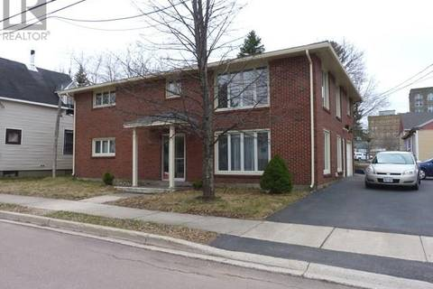 Townhouse for sale at 502 Robinson St Moncton New Brunswick - MLS: M116916