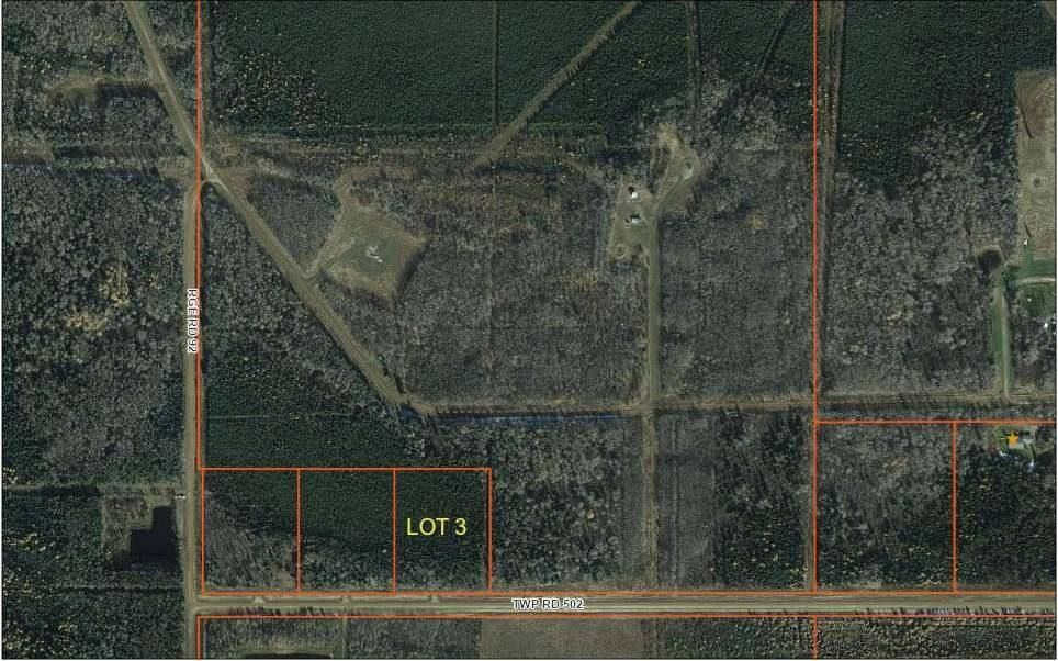 Residential property for sale at 502 Twp Rd & Rd Rural Brazeau County Alberta - MLS: E4193686