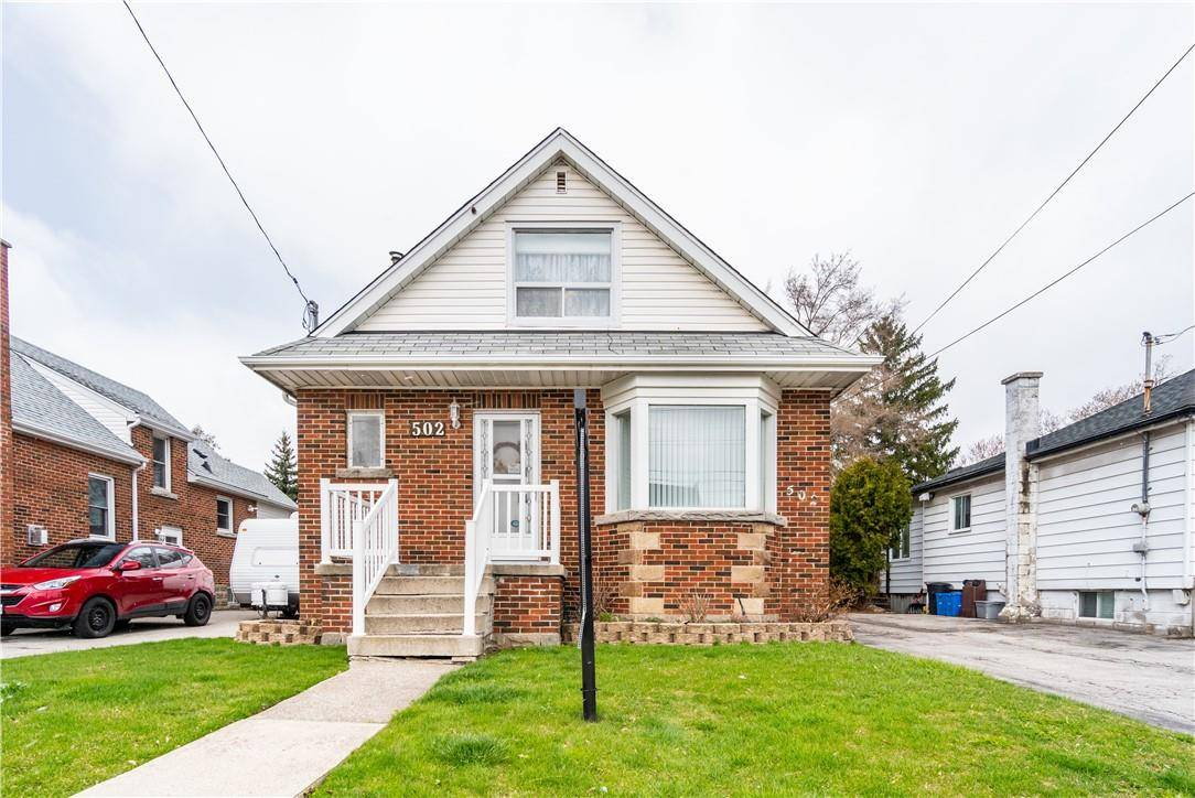 House for sale at 502 Upper Sherman Ave Hamilton Ontario - MLS: H4076693