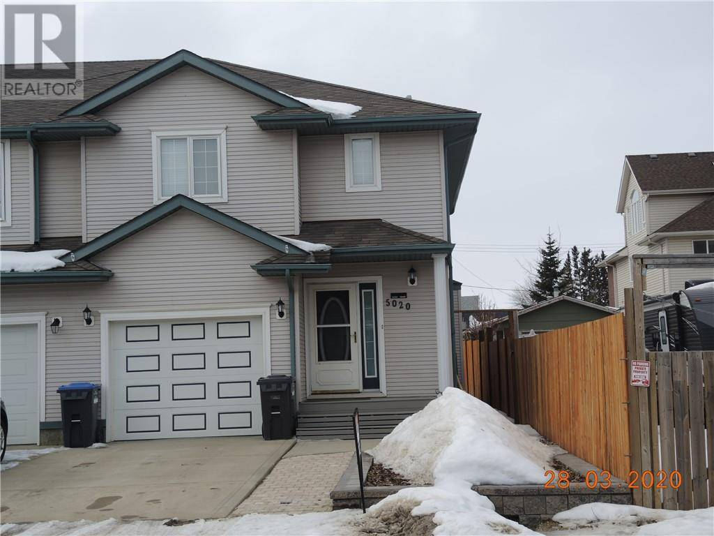 Townhouse for sale at 5020 47 St Sylvan Lake Alberta - MLS: ca0191483