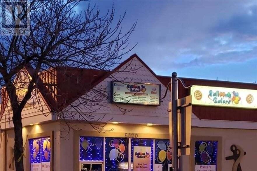 Commercial property for sale at 5020 50 St Sylvan Lake Alberta - MLS: ca0185765