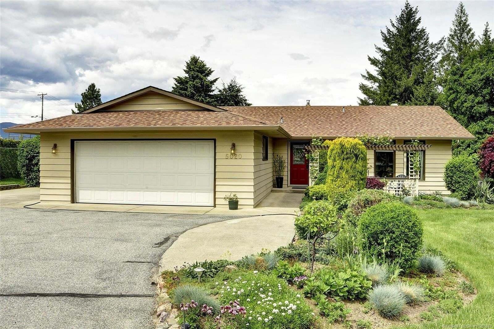 House for sale at 5020 Chute Lake Cres Kelowna British Columbia - MLS: 10205507