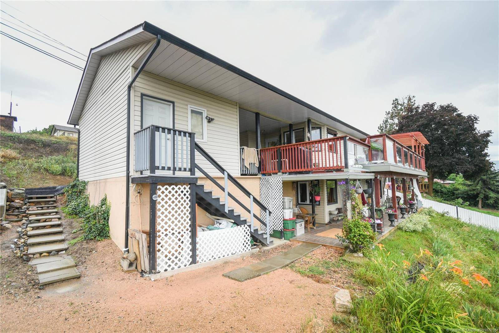 House for sale at 5020 Pleasant Valley Rd Vernon British Columbia - MLS: 10187850