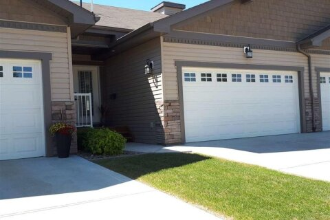 Townhouse for sale at 5021 34 Ave Camrose Alberta - MLS: CA0179902