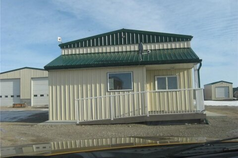 Commercial property for sale at 5021 52 St Stavely Alberta - MLS: C4279376