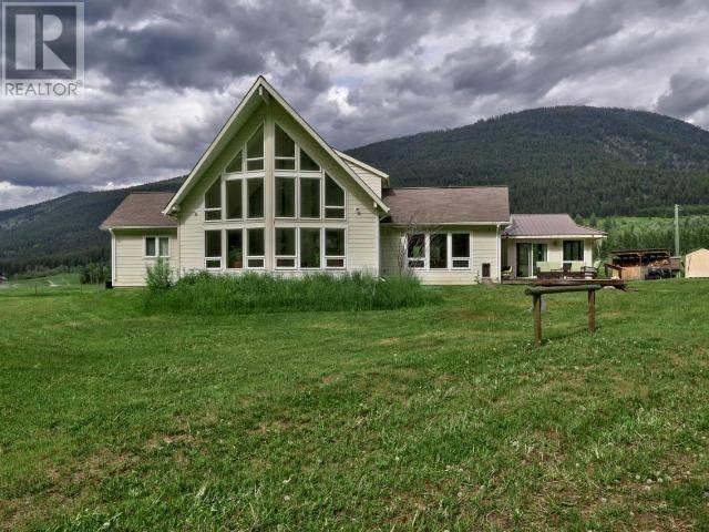 House for sale at 5021 Heffley-louis Creek Rd  Heffley British Columbia - MLS: 151916