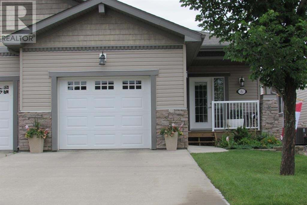 Townhouse for sale at 50216 34 Ave Camrose Alberta - MLS: A1008735