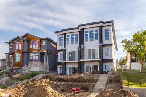 Townhouse for sale at 5022 22 Ave Northwest Calgary Alberta - MLS: C4249319