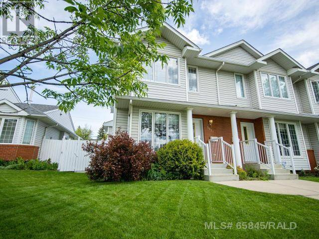Townhouse for sale at 5022 46th St Lloydminster West Alberta - MLS: 65845