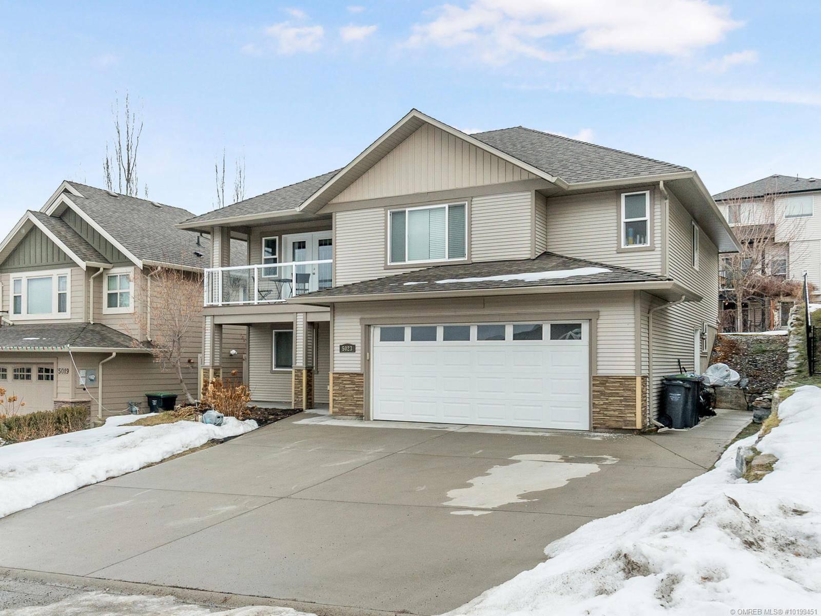 House for sale at 5023 Seon Cres Kelowna British Columbia - MLS: 10199451