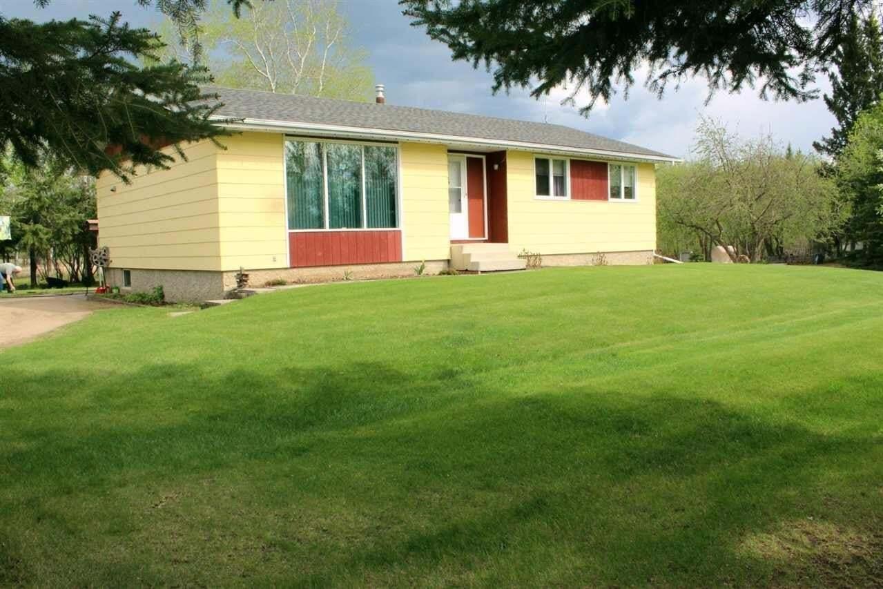 House for sale at 5025 50 St Rural Bonnyville M.d. Alberta - MLS: E4199150