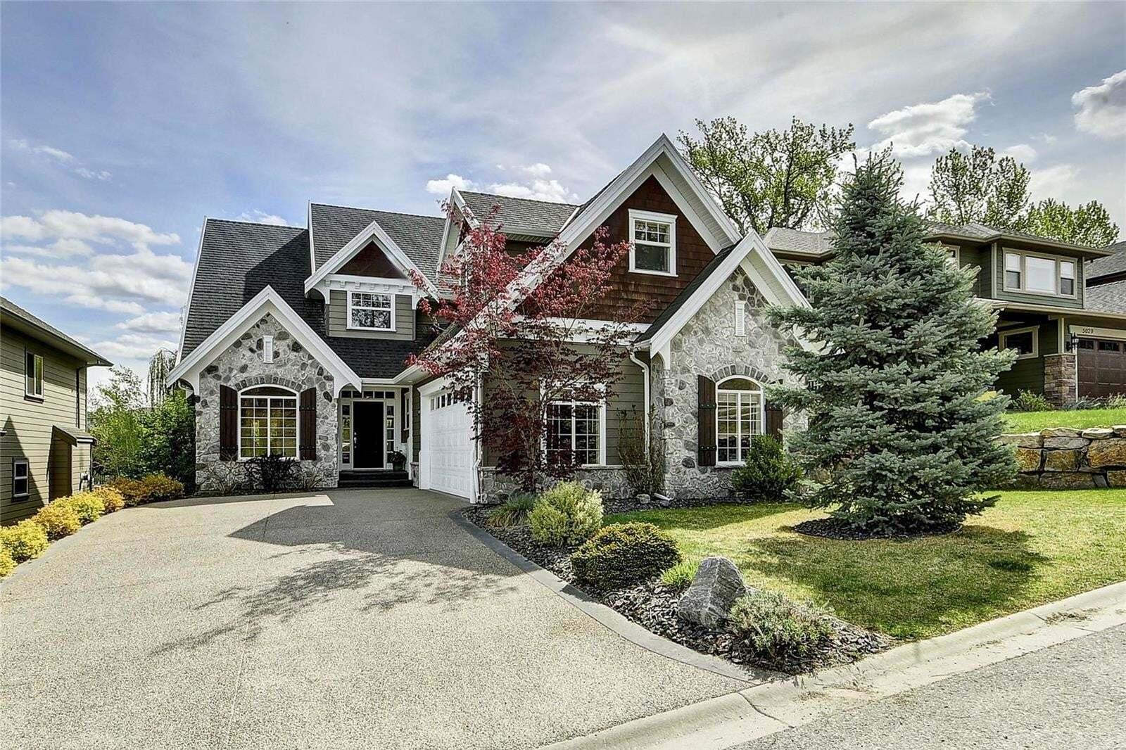 House for sale at 5025 Treadgold Ct Kelowna British Columbia - MLS: 10204677