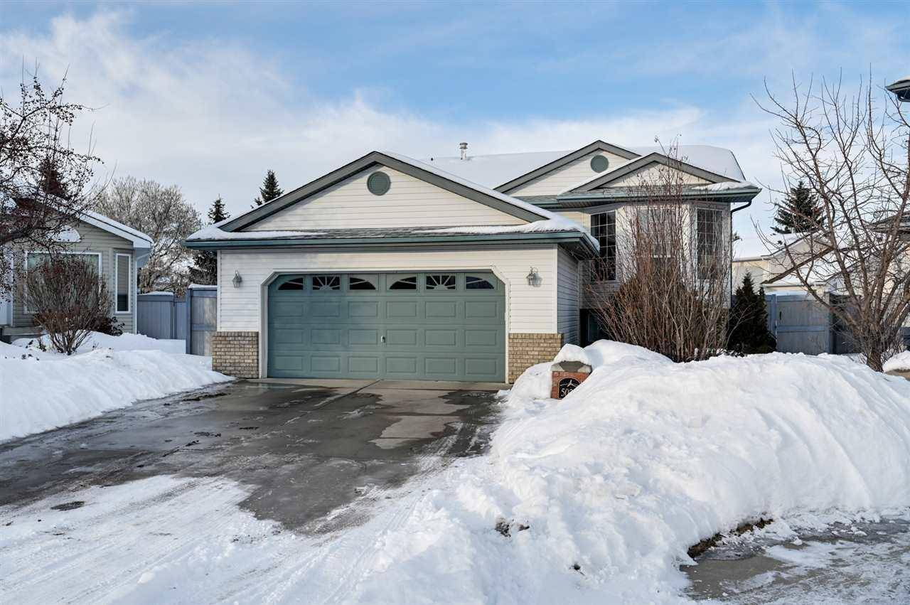 House for sale at 5027 187 St Nw Edmonton Alberta - MLS: E4186298